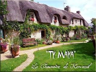 Ty Maya - La Chaumière de Kervasal