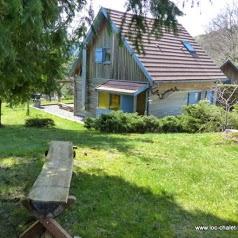 Vosges location chalets - Gites vacances