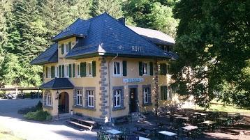 Moto-Hôtel Du Col de Bussang
