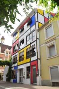 La Maison Mondrian
