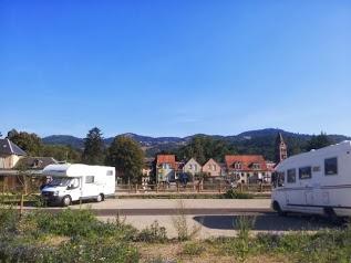 Aire de Camping-cars de Munster