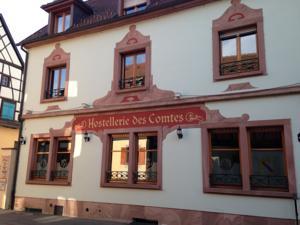 L'Hostellerie Des Comtes