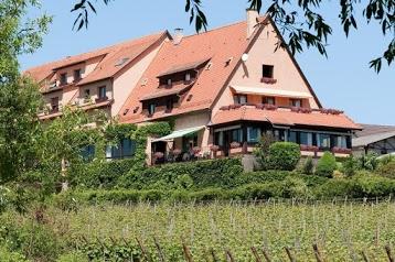 Hotel & Restaurant | Au Riesling | Zellenberg en Alsace