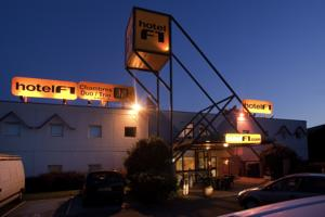 hotelF1 Brest Nord Kergaradec