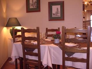 Restaurant auberge de la paix selestat