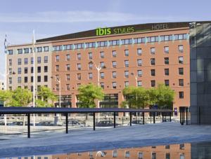 Hotel ibis Styles Evry Cathédrale