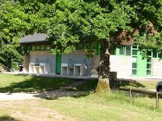 Camping Campéole Le Brabois
