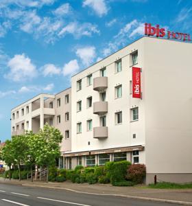 Hotel ibis Strasbourg Aeroport Le Zenith