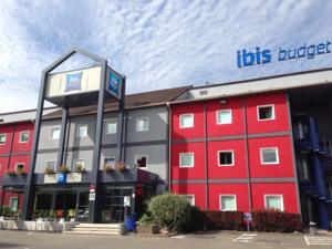 Hotel ibis budget Strasbourg la Vigie