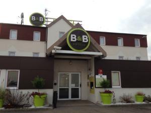 B&B Hôtel Strasbourg Sud Ostwald