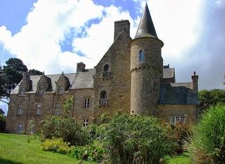 Château de Kergouanton Chambres d'hôtes