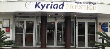 Hôtel Kyriad Prestige Le Bourget - Aéroport