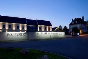 Best Western Hotel La Mare Ô Poissons
