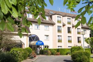 Hôtel*** Vacances Bleues - Les Jardins de Deauville