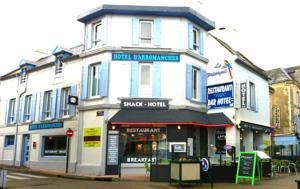 Hôtel d'Arromanches - Restaurant Le Pappagall