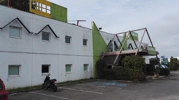 Formule 1 Rouen est Hotel