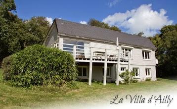 Gîtes La Villa d'Ailly