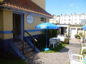 Logis - Hotel Restaurant Au Gré du Vent **