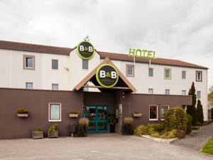 B&B Hôtel Calais Centre St Pierre