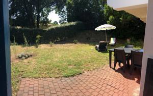 T2 avec grand jardin clos