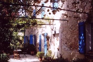 La Maison Bleue, chambre d'hôtes