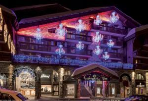 Grandes Alpes Private Hotel***** & Spa
