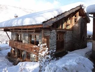 location chalet savoie - Nature Skilodge Sterwen Chalets Paradiski
