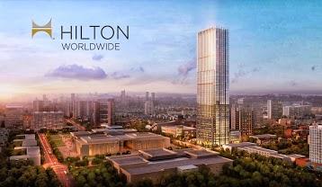 Hilton Worldwide Sales Paris