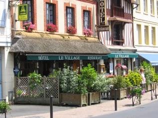 Hôtel restaurant le village