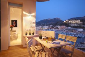 Appartement Avec Terrasse, Sur LE Port, Pieds Dans L'Eau