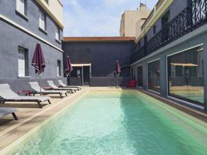 Hôtel Kyriad Marseille Blancarde Timone