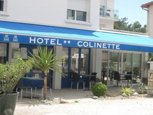 Hôtel Colinette ** logis