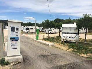 Aire Camping-Car Park de Bédoin