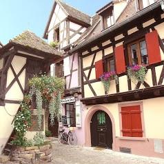 Les Muses Du Rempart d'Eguisheim