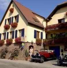 Chambres d'hôtes (Gîtes de France) Boersch, Bas-Rhin, Alsace
