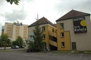 Hôtel* Eco Relais Pau Lons