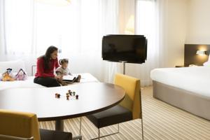 Hotel Novotel Suites Paris Rueil Malmaison