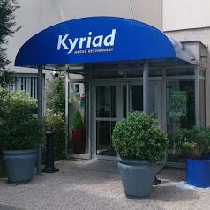 Hôtel Kyriad Paris Nord - Porte de Saint Ouen