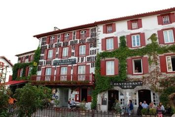 Logis Hôtel Euzkadi