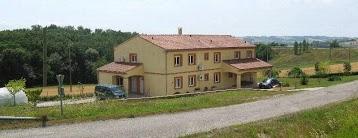 Gîtes des Camparros (Moulin, Tournesols) et chambre d'hôtes