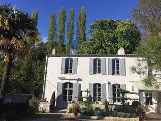 CHAMBRES d'HÔTES La Rochelle -Nieul/Mer , LA BORDERIE du GÔ