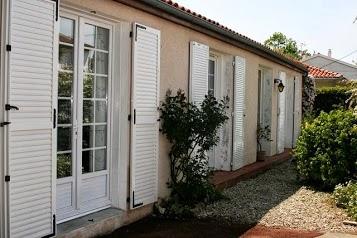 Location de vacances - Gîte à La Rochelle - Les Dimeries - Chambre d'hôtes