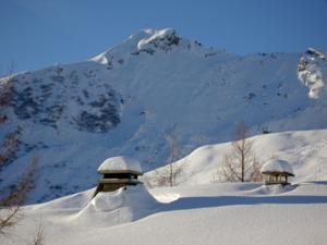 Résidence Les Terrasses du Mont-Blanc