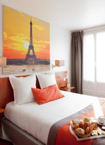 Hôtel Alyss Saphir Cambronne Eiffel***