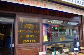 Tontonville Bagnolet (Hôtel Bagnolet, Restaurant Bagnolet)