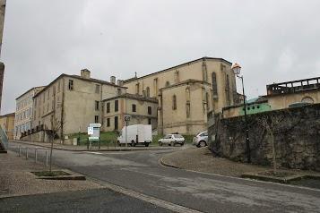 chapelle des ursulines 40 rue Despagnet Aire sur l'Adour