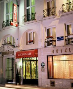 Hotel Baudelaire Opera