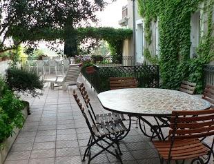 Chambre d'hôtes La Terrasse de la Grand Rue