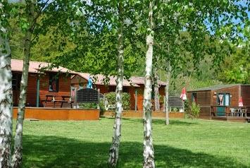 Restaurant, Chalets et Mobil-Home proche d'Albi, Domaine du Grand Chêne