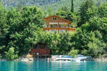 LE CHALET DE L'IMAGINAIRE, Charm Bed & Breakfast, Cottage, Steps To The Water